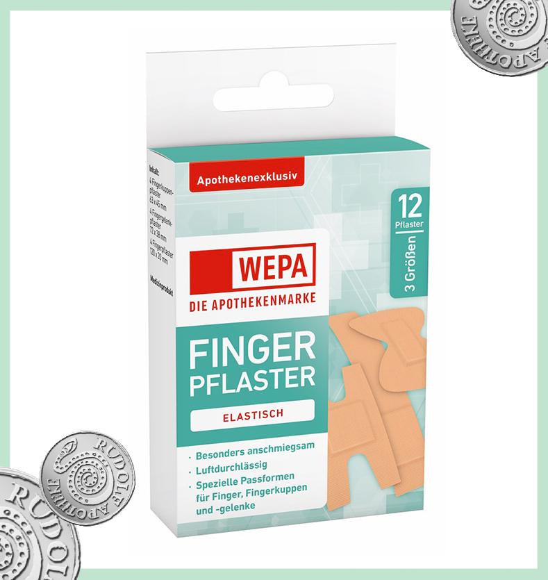 WEPA Fingepflaster