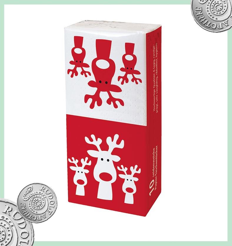 Taschentücher Rudolpho